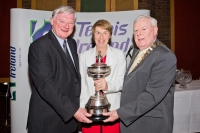 Maunsell Award Jenny Claffey