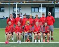Winning U14 Munster team