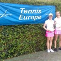 Tennis Europe week 1 & 2