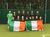 Ireland Tri-nations Team